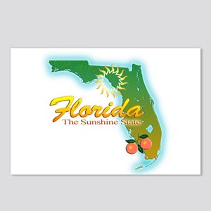 Florida Postcards (Package of 8)