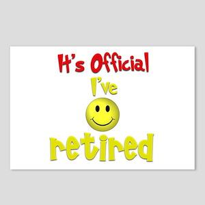 42ea8263e3b0c Retirement Postcards - CafePress