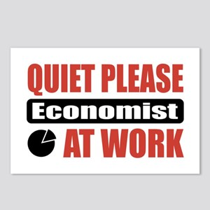 Economist Work Postcards (Package of 8)