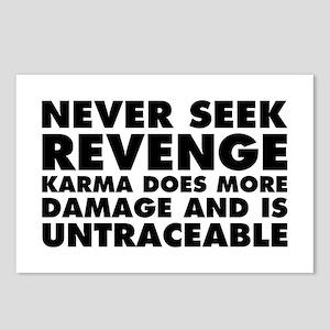 Revenge Postcards - CafePress