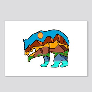 BEAR Postcards (Package of 8)