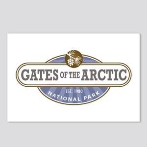 Gates of the Arctic National Park Postcards (Packa