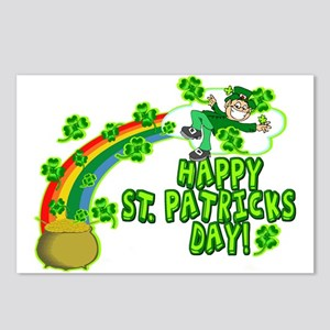 Happy St. Patrick's Day Classic Postcards (Package
