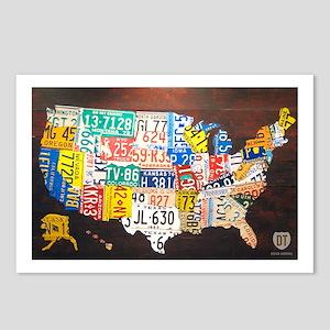 Travel Postcards - CafePress