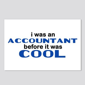 Accountant Before Cool Postcards (Package of 8)