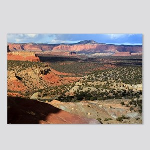 Burr Trail Canyon Postcards (Package of 8)