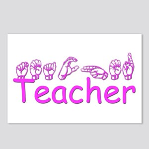 Teacher Postcards (Package of 8)