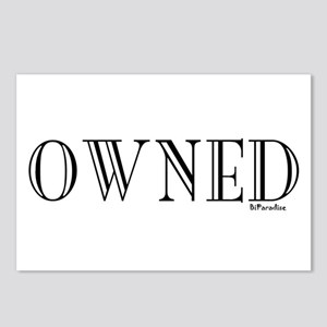 OWNED Postcards (Package of 8)