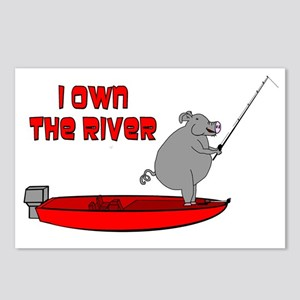 Own the River Postcards (Package of 8)