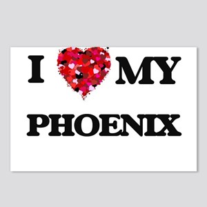I love my Phoenix Postcards (Package of 8)