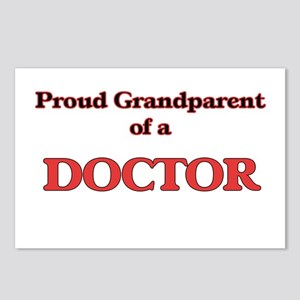 Proud Grandparent of a Do Postcards (Package of 8)