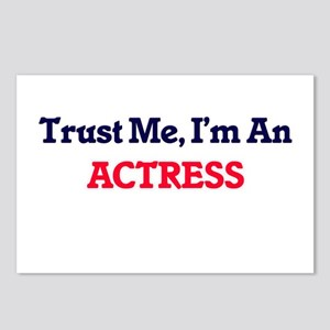 Trust me, I'm an Actress Postcards (Package of 8)