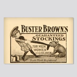 Buster Brown Postcards (Package of 8)