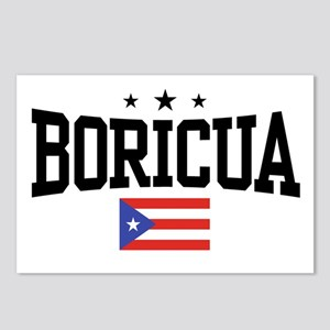 Boricua Postcards (Package of 8)
