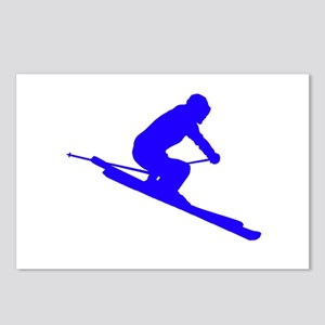 SKI Postcards (Package of 8)