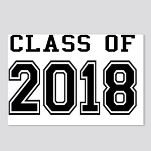 Class of 2018 Postcards (Package of 8)