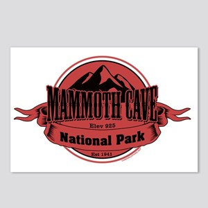mammoth cave 4 Postcards (Package of 8)
