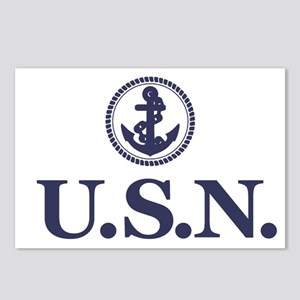 USN Postcards (Package of 8)