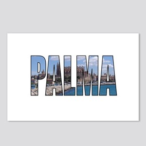 Palma Postcards (Package of 8)
