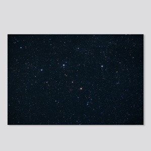 Cassiopeia constellation - Postcards (Pk of 8)
