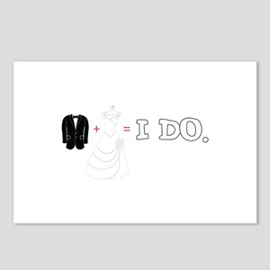 I DO. Postcards (Package of 8)