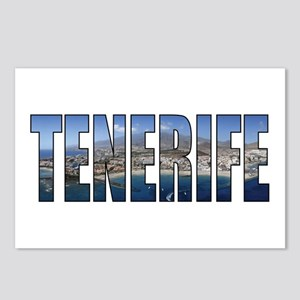 Tenerife Postcards (Package of 8)