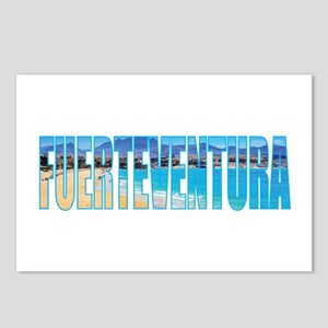 Fuerteventura Postcards (Package of 8)