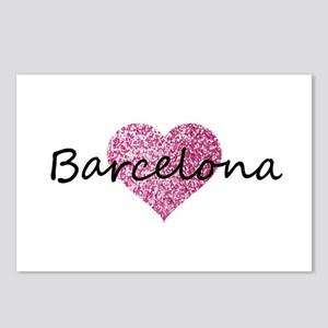 Barcelona Postcards (Package of 8)
