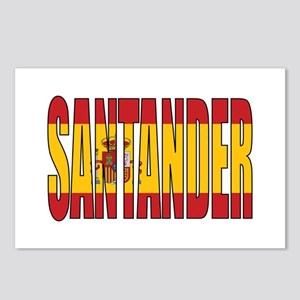 Santander Postcards (Package of 8)
