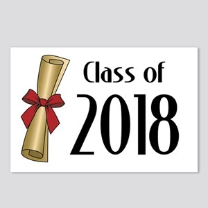 Class of 2018 Diploma Postcards (Package of 8)