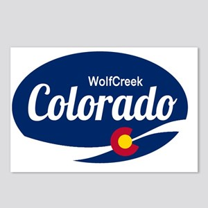 Epic Wolf Creek Ski Resor Postcards (Package of 8)