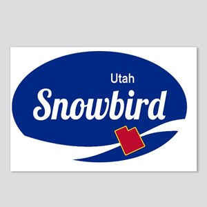Snowbird Ski Resort Utah Postcards (Package of 8)