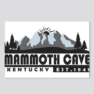 Mammoth Cave - Kentucky Postcards (Package of 8)