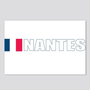 Nantes, France Postcards (Package of 8)