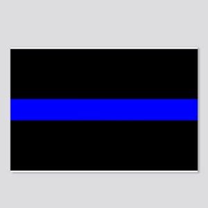 The Thin Blue Line Postcards (Package of 8)