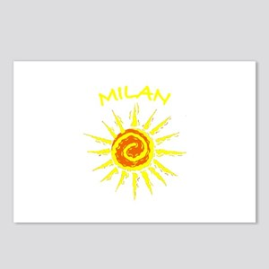Milan, Italy Postcards (Package of 8)