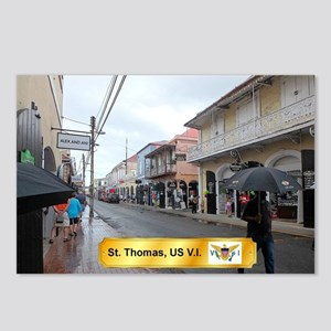 St Thomas Postcards (Package of 8)