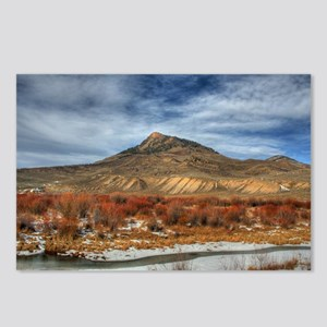 Winter Colors - Postcards (Package of 8)