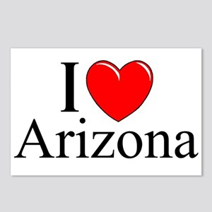 """I Love Arizona"" Postcards (Package of 8)"