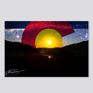 Colorado and the Sun Postcards (Package of 8)