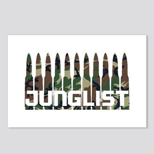 Junglist Camo1 Postcards (Package of 8)