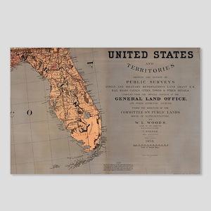 Vintage Florida Postcards - CafePress