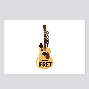 Dont Fret Postcards (Package of 8)