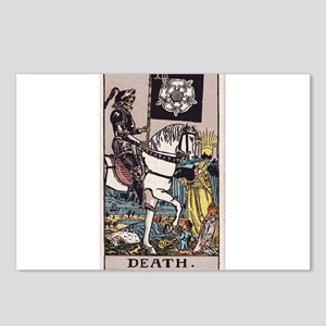 """Death"" Postcards (Package of 8)"