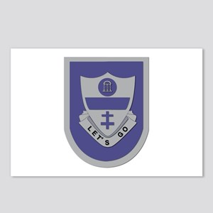 DUI - 325th Airborne Infantry Regiment Postcards (
