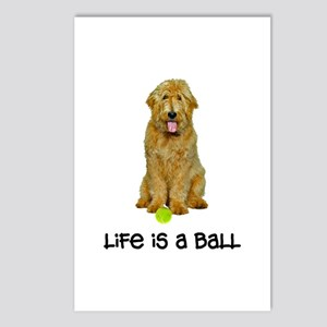 Goldendoodle Life Postcards (Package of 8)