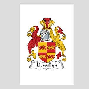 Llewellyn (Wales) Postcards (Package of 8)
