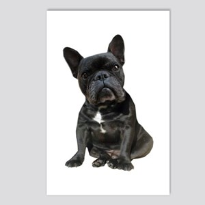 French Bulldog Puppy Port Postcards (Package of 8)