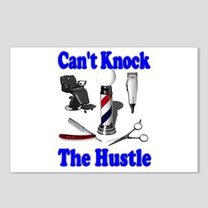 Cant Knock The Hustle-Blue Postcards (Package of 8