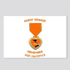 Agent Orange Postcards (Package of 8)